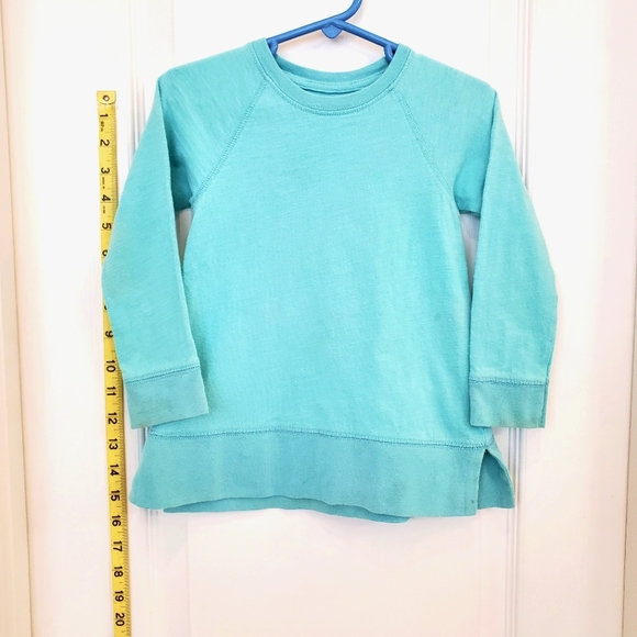 Primary long sleeve tunic tee - imperfect